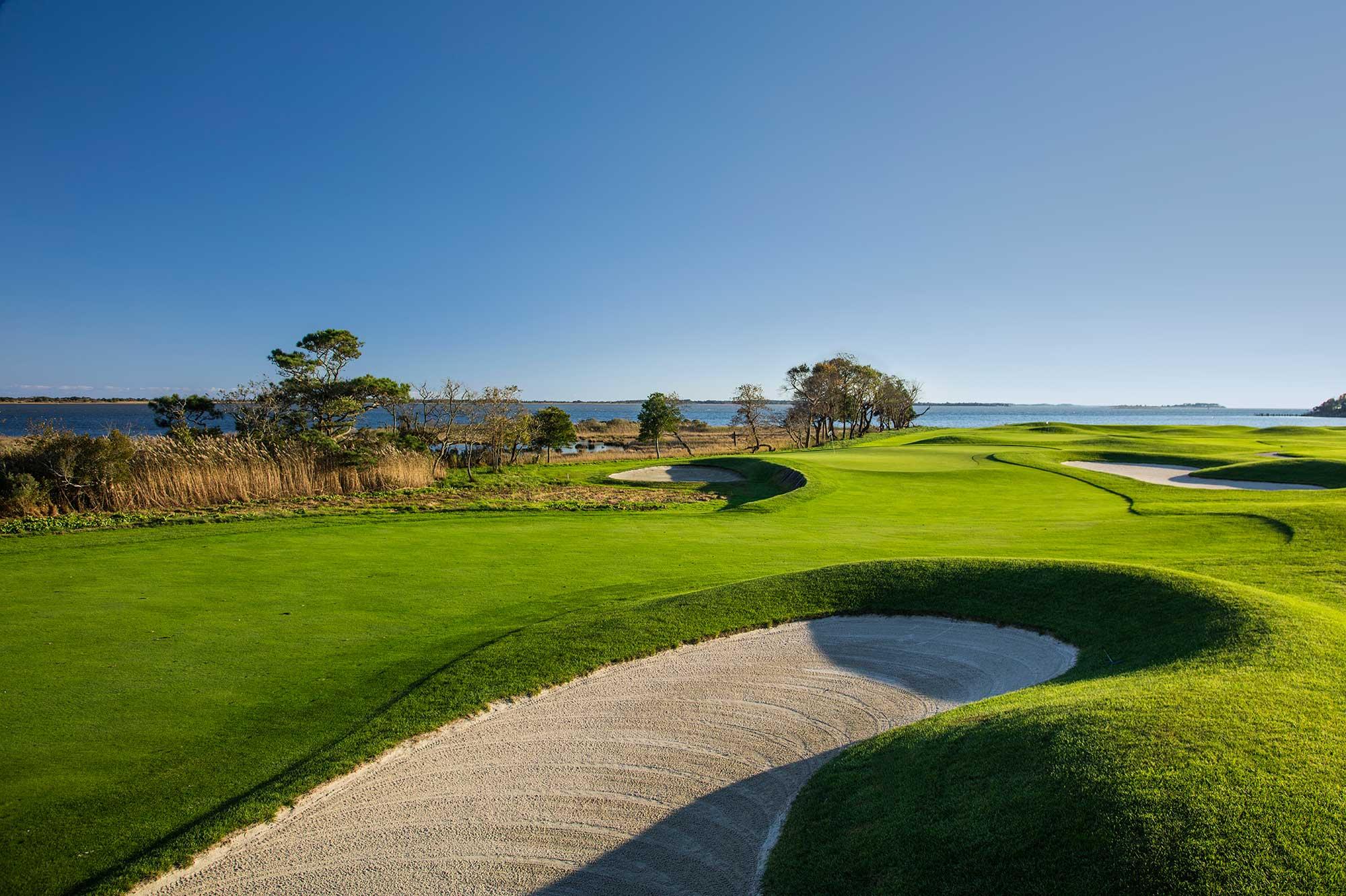 Lighthouse Sound Cheap Golf Best Golf Courses Ocean City Md Ruark