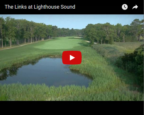 Video image of the Links at Lighthouse sound